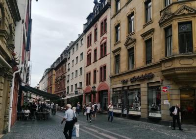 Altstadt: Augustinerstrasse