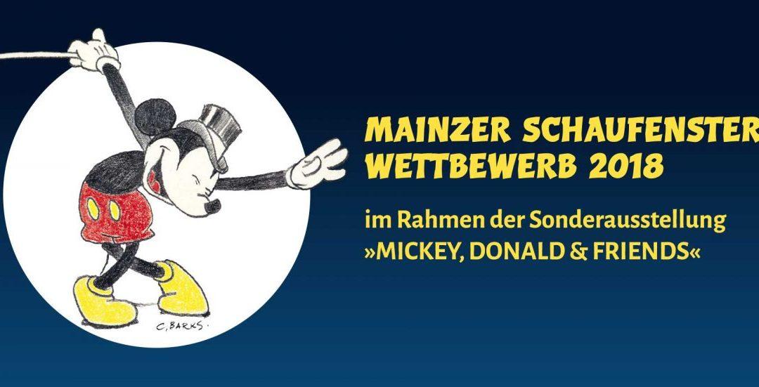 Schaufensterwettbewerb Mainz 2018 – die Gewinner stehen fest!