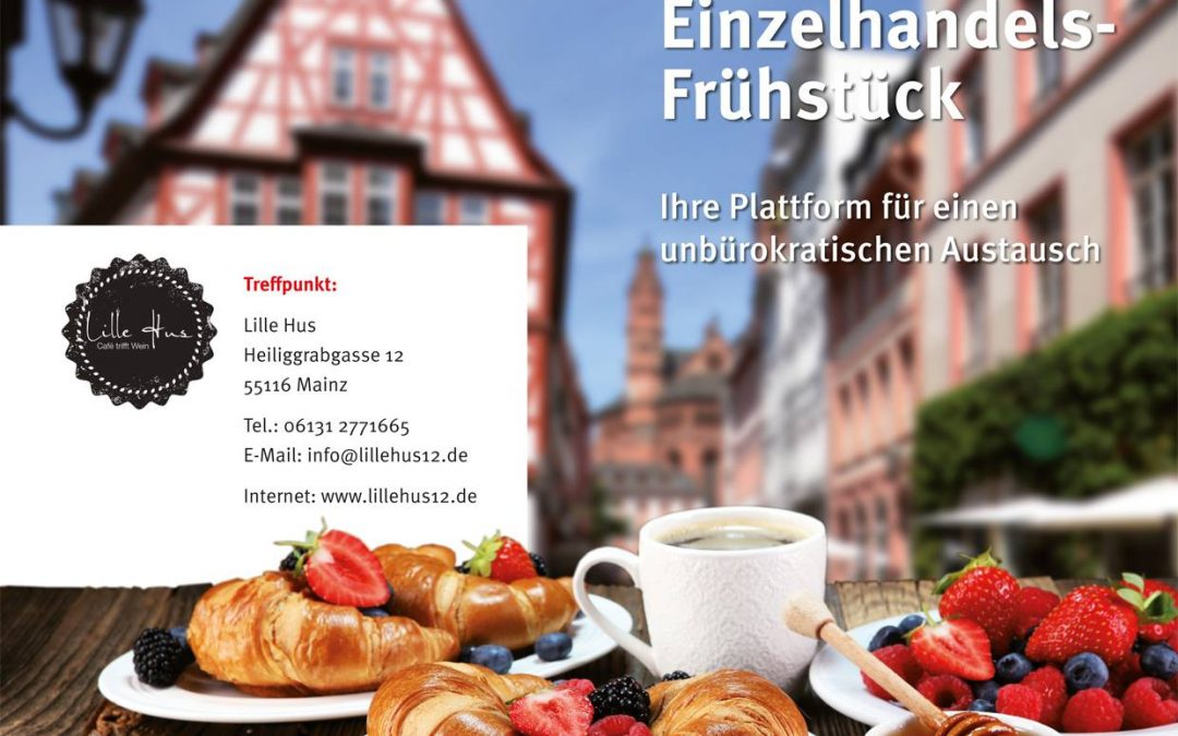 Mainzer Einzelhandelsfrühstück