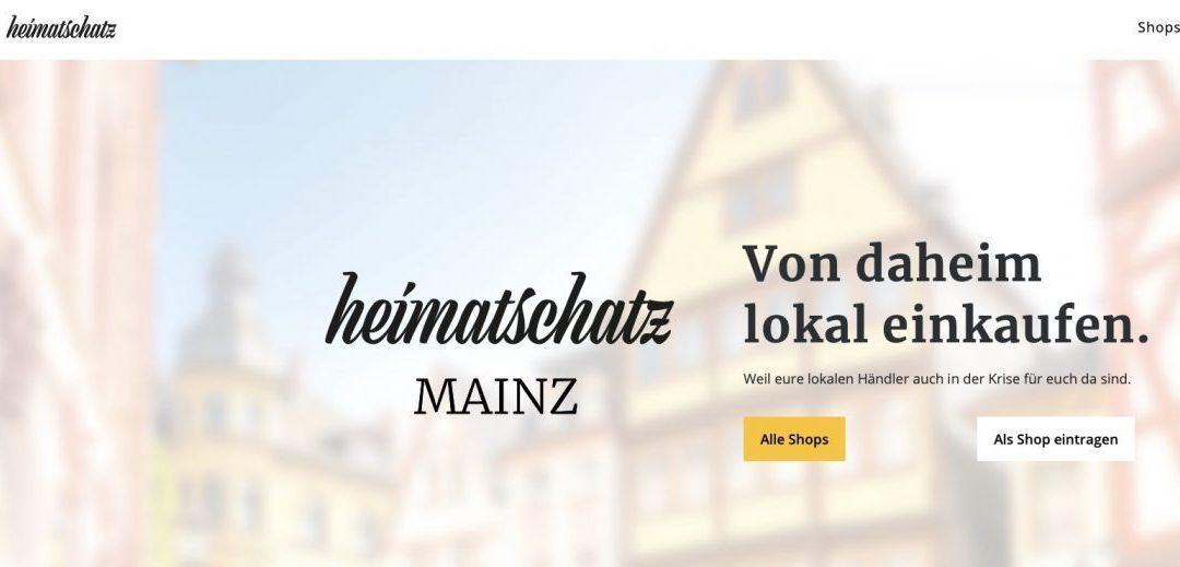 heimatschatz Mainz – Von daheim lokal einkaufen!